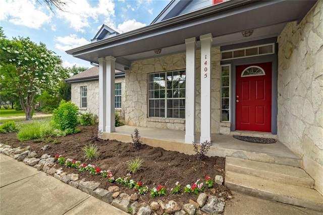 1405 Limestone Ln, Cedar Park, TX 78613 (#7684122) :: Papasan Real Estate Team @ Keller Williams Realty