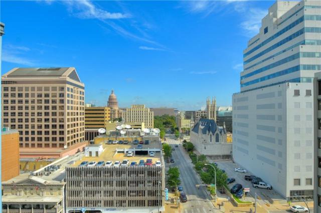 800 Brazos St #1310, Austin, TX 78701 (#7689802) :: Ana Luxury Homes