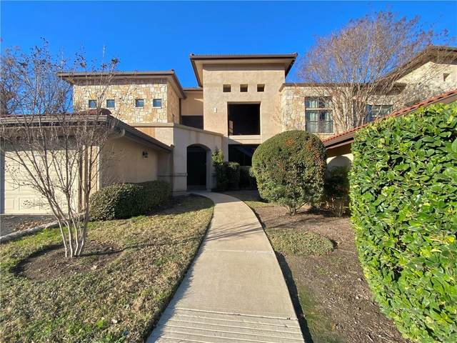 300 San Gabriel Village Blvd #510, Georgetown, TX 78626 (#7694634) :: The Perry Henderson Group at Berkshire Hathaway Texas Realty
