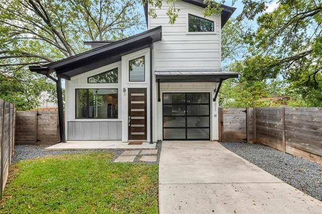 611 Hammack Dr #2, Austin, TX 78752 (#7702405) :: Front Real Estate Co.