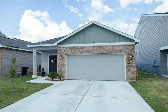 114 Woodpecker Run, Jarrell, TX 76537 (#7705070) :: Papasan Real Estate Team @ Keller Williams Realty