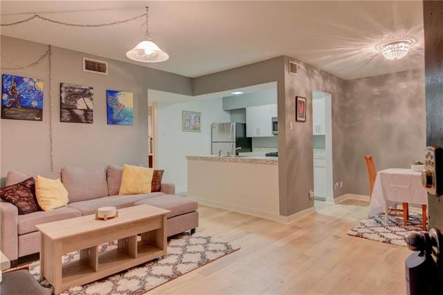 2303 East Side Dr #111, Austin, TX 78704 (#7712207) :: Front Real Estate Co.