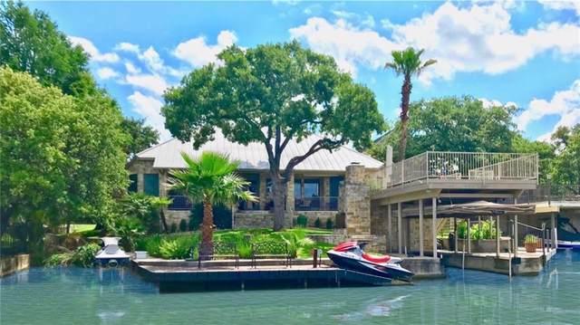 3012 Driftwood Ln, Horseshoe Bay, TX 78657 (#7721275) :: Papasan Real Estate Team @ Keller Williams Realty