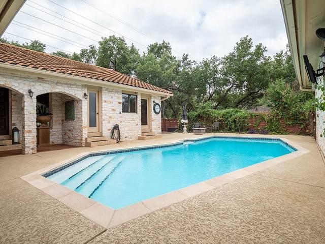 122 White Sands Dr, Lakeway, TX 78734 (#7728650) :: Ben Kinney Real Estate Team