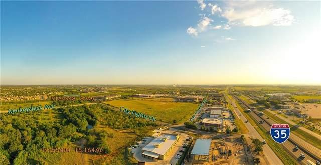 0 City Lights & Marketplace Dr, Kyle, TX 78640 (MLS #7729732) :: Vista Real Estate