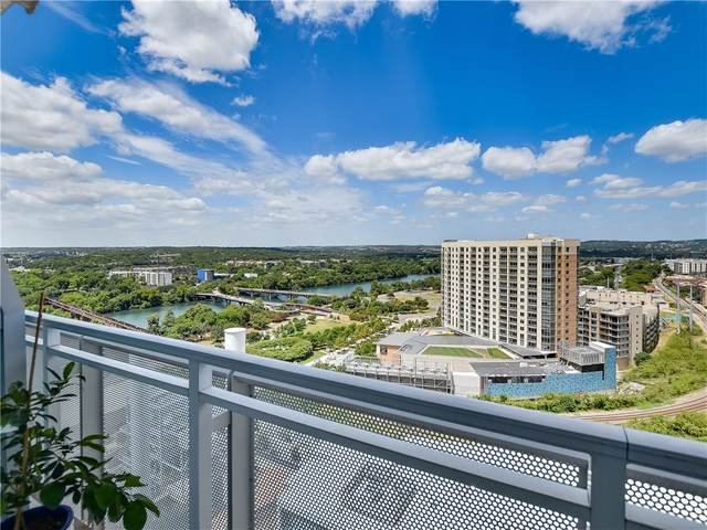 222 West Ave #1708, Austin, TX 78701 (#7736458) :: The Summers Group