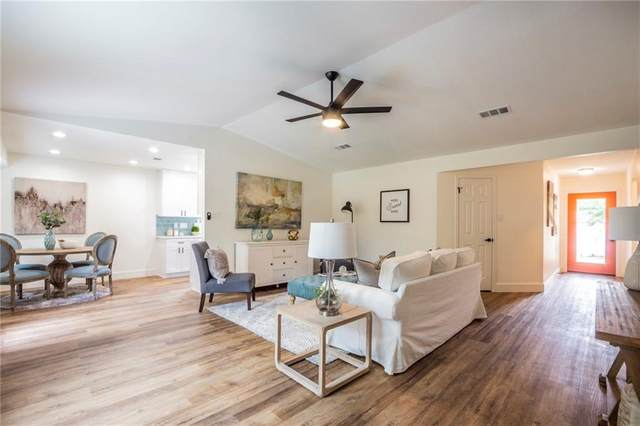 3205 Kittyhawk Cv, Austin, TX 78745 (#7742722) :: Papasan Real Estate Team @ Keller Williams Realty