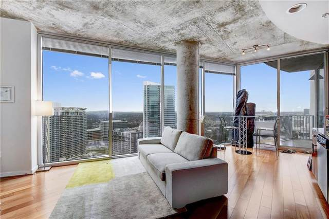 360 Nueces St #2710, Austin, TX 78701 (#7746357) :: Papasan Real Estate Team @ Keller Williams Realty