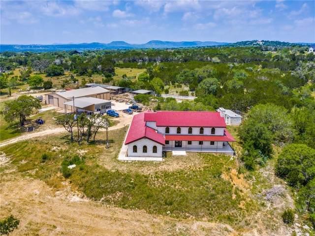 165 Wyatt Ranch Rd, , TX 78003 (#7751266) :: Papasan Real Estate Team @ Keller Williams Realty