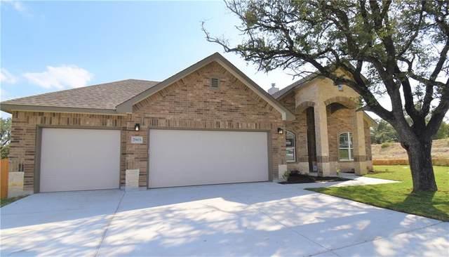 7903 Preston Hollow Dr, Killeen, TX 76542 (MLS #7757499) :: Brautigan Realty