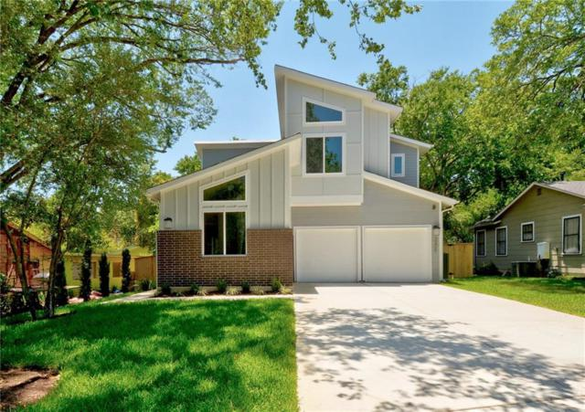 5206 Valley Oak Dr, Austin, TX 78731 (#7766059) :: The ZinaSells Group