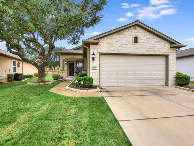121 Bright Leaf Trl, Georgetown, TX 78633 (#7771639) :: The Perry Henderson Group at Berkshire Hathaway Texas Realty
