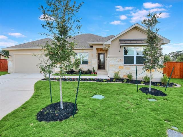229 Oxbow Cv, Georgetown, TX 78628 (#7781220) :: The Summers Group