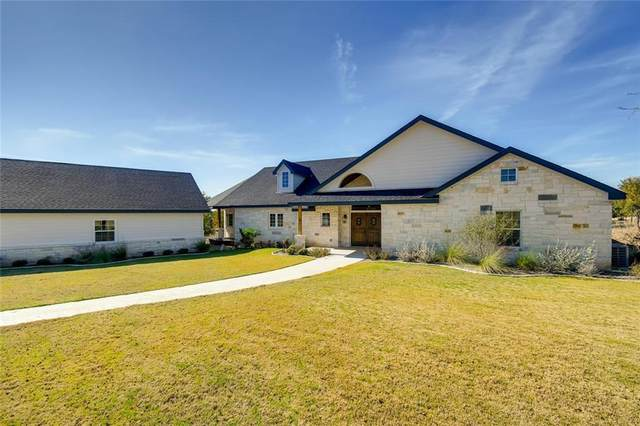 104 Hidden View Trl, Marble Falls, TX 78654 (#7791122) :: Lancashire Group at Keller Williams Realty