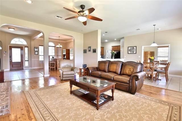 2305 Aaron Ross Way, Round Rock, TX 78665 (#7795538) :: Papasan Real Estate Team @ Keller Williams Realty