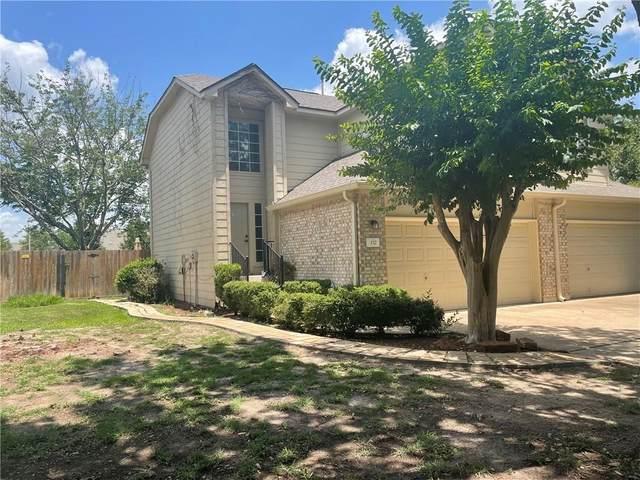 132 Prairie Springs Cv, Georgetown, TX 78626 (#7805386) :: Papasan Real Estate Team @ Keller Williams Realty
