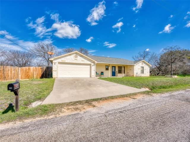 132 Lakewood Dr, Granite Shoals, TX 78654 (#7809268) :: The Perry Henderson Group at Berkshire Hathaway Texas Realty