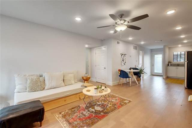 909 Reinli St #235, Austin, TX 78751 (#7815853) :: Papasan Real Estate Team @ Keller Williams Realty