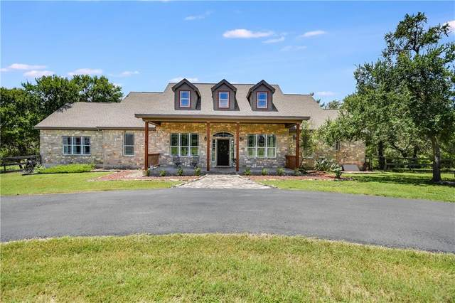 1355 County Road 156, Granger, TX 76530 (#7855533) :: Papasan Real Estate Team @ Keller Williams Realty