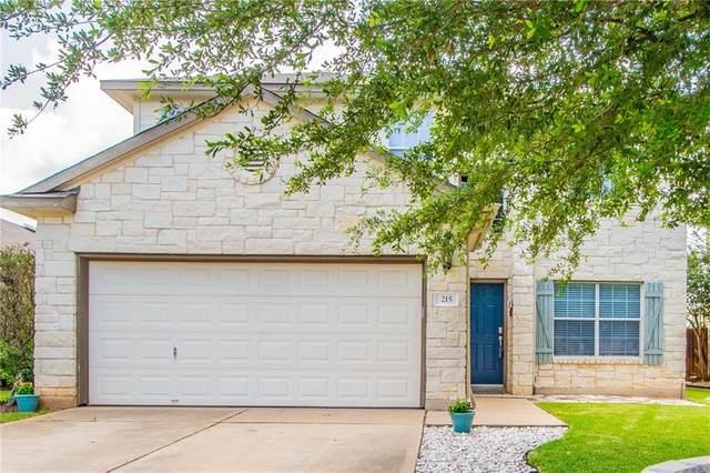 215 Housefinch Loop, Leander, TX 78641 (#7894286) :: Zina & Co. Real Estate