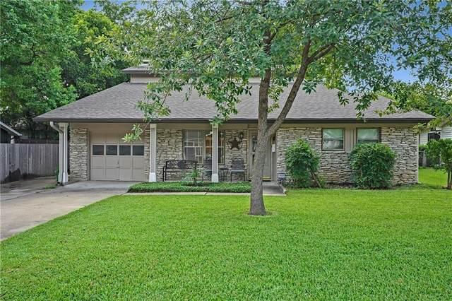2513 Friar Tuck Ln, Austin, TX 78704 (#7894963) :: Papasan Real Estate Team @ Keller Williams Realty
