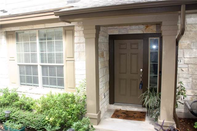 1310 W Parmer Ln 2B, Austin, TX 78727 (#7895603) :: The Perry Henderson Group at Berkshire Hathaway Texas Realty