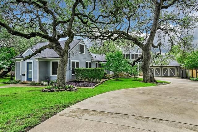 705 Garner Ave, Austin, TX 78704 (#7906365) :: Papasan Real Estate Team @ Keller Williams Realty