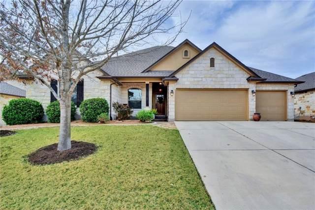 128 Florenz Ln, Georgetown, TX 78628 (#7915915) :: Ben Kinney Real Estate Team
