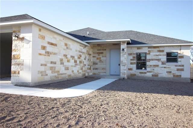 200 W Avenue G, Jarrell, TX 76537 (#7918716) :: First Texas Brokerage Company