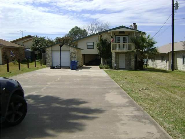 2822 Lakeview Ln, Granite Shoals, TX 78654 (MLS #7939699) :: Brautigan Realty