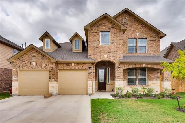 20416 Shellduck Dr, Pflugerville, TX 78660 (#7939751) :: Ben Kinney Real Estate Team