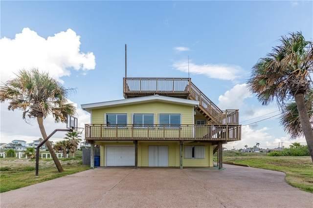 302 Dolphin Ln, Port Aransas, TX 78373 (MLS #7949427) :: Brautigan Realty