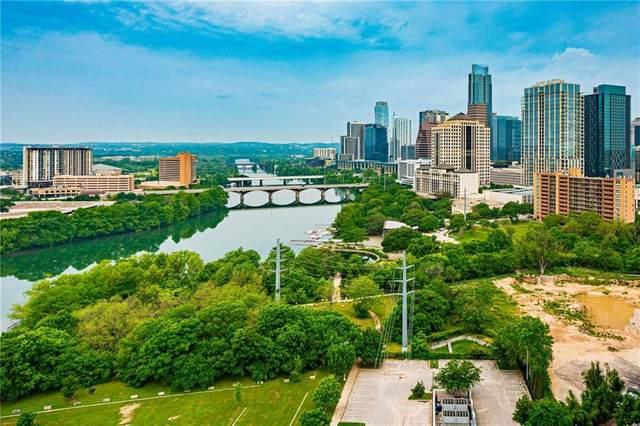 70 Rainey St #1604, Austin, TX 78701 (#7956508) :: Watters International