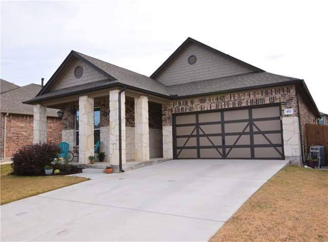 452 Sheepshank Dr, Georgetown, TX 78633 (#7957585) :: The Perry Henderson Group at Berkshire Hathaway Texas Realty