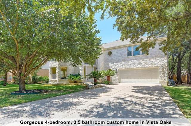 3723 Galena Hills Loop, Round Rock, TX 78681 (#7960787) :: The Heyl Group at Keller Williams