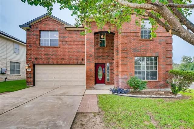 2302 Caprock Pl, Georgetown, TX 78626 (#7974692) :: Papasan Real Estate Team @ Keller Williams Realty