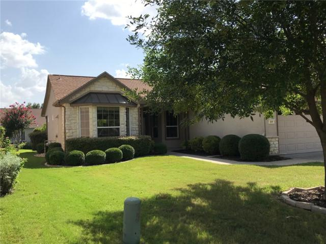 109 Montley Trl, Georgetown, TX 78633 (#7980120) :: The Gregory Group