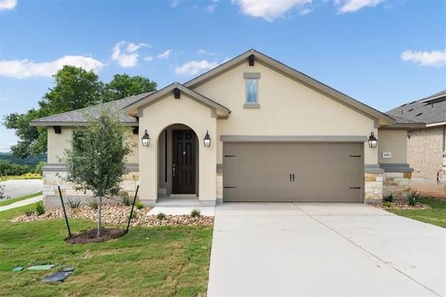 101 Scenic Hills Cir, Georgetown, TX 78628 (#7990378) :: Papasan Real Estate Team @ Keller Williams Realty