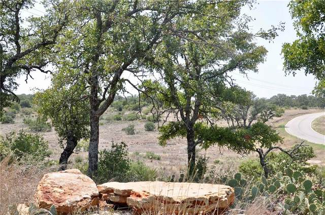 Lot 5 Commanche Rdg, Round Mountain, TX 78663 (#8010069) :: Front Real Estate Co.