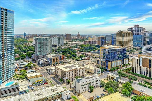 301 West Ave #2802, Austin, TX 78701 (#8014154) :: The Summers Group