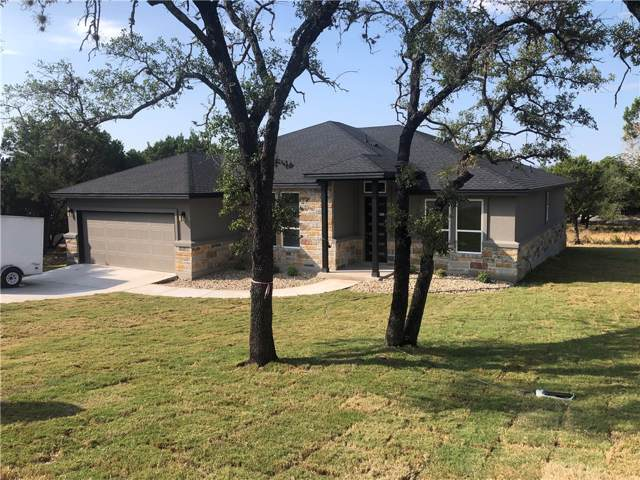 18605 Masters Cv, Point Venture, TX 78645 (#8014699) :: The Perry Henderson Group at Berkshire Hathaway Texas Realty