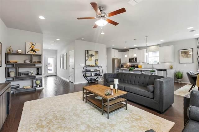 452 Silver Springs Bnd, Kyle, TX 78640 (#8017748) :: Zina & Co. Real Estate