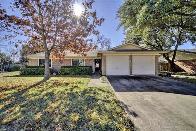 2305 Lillie Ln, Taylor, TX 76574 (#8030501) :: The Perry Henderson Group at Berkshire Hathaway Texas Realty