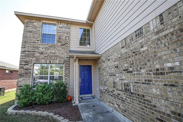 157 Brickyard Ln, Jarrell, TX 76537 (#8038719) :: JPAR & Associates