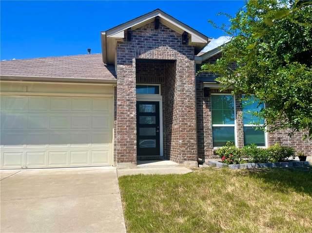 802 Mitchell Dr, Hutto, TX 78634 (#8038924) :: Papasan Real Estate Team @ Keller Williams Realty