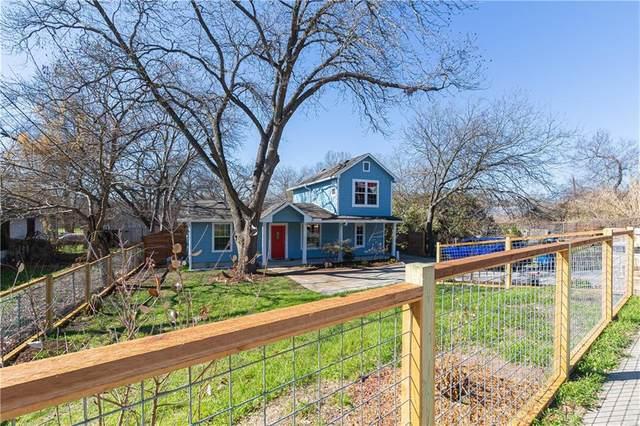 3605 Oak Springs Dr #1, Austin, TX 78721 (#8040295) :: Zina & Co. Real Estate