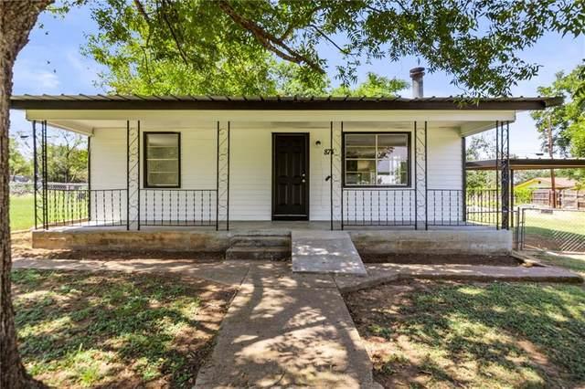 874 Fir Ln, Cottonwood Shores, TX 78657 (#8040443) :: Papasan Real Estate Team @ Keller Williams Realty