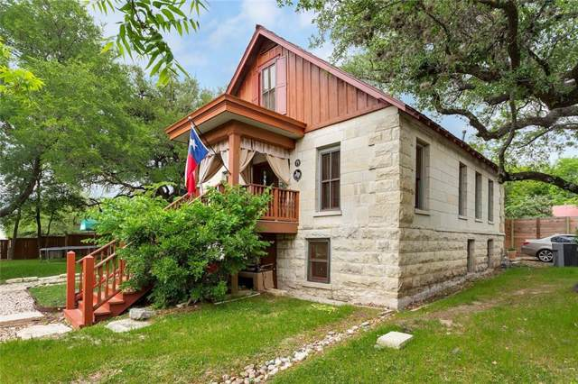 1811 Newton St, Austin, TX 78704 (#8057915) :: The Perry Henderson Group at Berkshire Hathaway Texas Realty