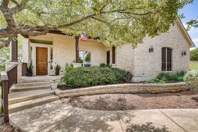 1486 Redcloud Peak Dr, Canyon Lake, TX 78133 (#8067759) :: First Texas Brokerage Company