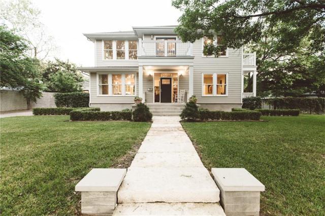 3201 Glenview Ave, Austin, TX 78703 (#8071369) :: Forte Properties